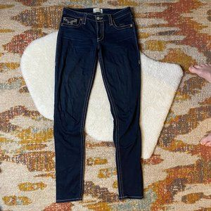 Big Star Liv Skinny Jeans Md Wash Size 30 Long